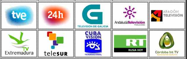 Install Spanish channels from satellite here in the Uk